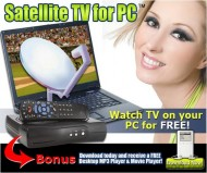 Get Satellite TV on your PC screenshot